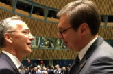 O'Brajan pozdravio doprinos Vučića miru na Zapadnom Balkanu