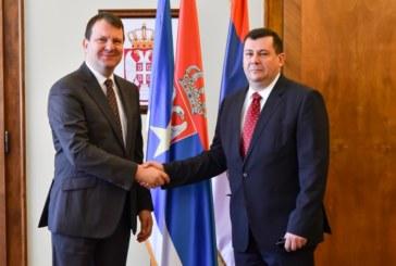 Mirović: Mađarske kompanije zainteresovane za infrastrukturne projekte u AP Vojvodini