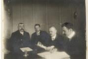 """Serijal RTV """"Prisajedinjenje 1918. godine – Svedoci istorije"""" – braća Manojlović"""