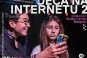 """Edukativna predstava za tinejdžere """"Deca na Internetu 2"""""""