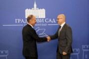 Ambasador Kipra u poseti Novom Sadu