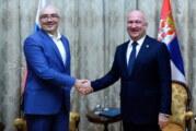 Putin odlikovao Popovića medaljom povodom Dana pobede