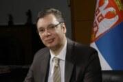 """Vučić nastavio kampanju """"Budućnost Srbije"""" obilaskom Južnobanatskog okruga"""