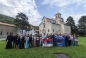 Manastir Visoki Dečani na listi najugroženijih lokaliteta kulturnog nasleđa Evrope
