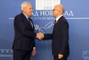 Vučević sa ambasadorom BiH