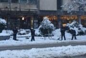 Novi Sad: Zimske službe angažovane 24 sata