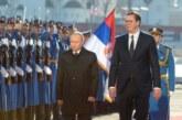 Vučić planira da prisustvuje paradi u Moskvi 24. juna