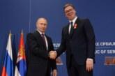 Vučić pozvan u Moskvu na vojnu paradu 24. juna