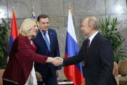 Cvijanović: Rusija dosledno brani stavove Srpske