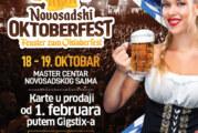"""Pretprodaja ulaznica za """"Novosadski Oktoberfest"""" po promotivnim cenama"""