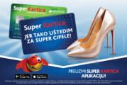 Vredne uštede uz Super karticu