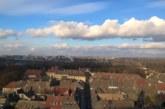Misteriozni dim se spustio na Novi Sad, vatrogasci na terenu traže požar