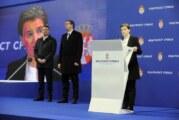 Mirović: Politika zajedništva; Brnabić: Vlast pokazala da ispunjava obećanja