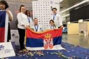 Gastronomi PMF doneli medalje iz Grcke