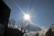 Pre podne sunčano, popodne naoblačenje