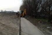 """""""Čistoća"""" uklonila deponiju na Temerinskom putu"""