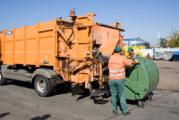 Uklanjenje krupnog otpada u Novom Sadu