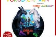 Zaplovite u svet mašte u Cineplexx Promenadi uz poklone i zabavu za najmlađe