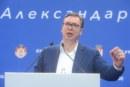 Vučić: SAD traže da priznamo Prištinu