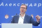 Vučić: U ponedeljak hapšenja srpskih policajaca na severu Kosova i Metohije