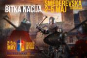 Srbija prvi put domaćin Svetskog prvenstva  u nacionalnim istorijskim srednjovekovnim borbama