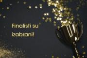 Ukupno 15 finalista ulazi u trku za Effie nagradu