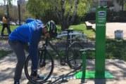 Balans+ samouslužne stanice za bicikle na još dve lokacije u Beogradu