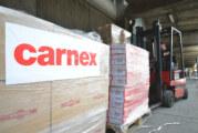Carnex donirao još 1,2 tone proizvoda Banci hrane
