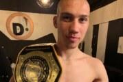 Srbija dobila profesionalnog prvaka Evrope u kik-boksu