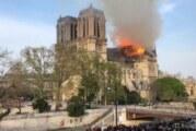 Mađarski političar okrivio francusku politiku za požar u Notr Damu