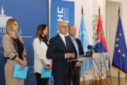 Vučević: Novom Sadu novi mostovi