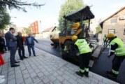 Vučević: Rekonstrukcija Tolstojeve ulice pre roka
