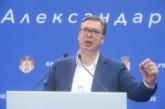 Predsednik: Pomoć Srbima na Kosovu i Metohiji, Zapadu smo uvek mi više krivi