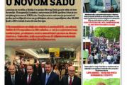 Novosadski reporter 222