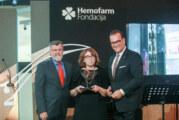 Hemofarm fondacija dodelila godišnju Nagradu za izuzetnost