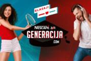 Glasanje za pobednike NESCAFÉ 3in1 Generacije počinje