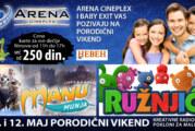 Kreativne igre, Dino zabava i pokloni 11. i 12. maja