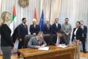 Potpisivan ugovor o privatizaciji Luke Novi Sad