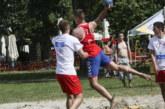 Međunarodni turnir u rukometu na pesku za vikend na Štrandu