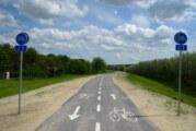 Izgrađena biciklistička staza Futog – Begeč