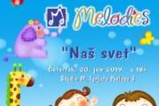 """Koncert mladih Novosađana """"Naš svet"""" u Studiju M"""