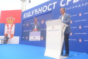 Vučić: Bićemo najmoćniji proizvođač guma u svetu, prosečna plata oko 500 evra