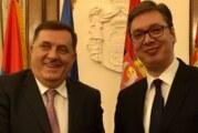 Dodik: Rusija će pomoći Republici Srpskoj i BiH