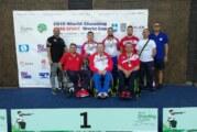 Paraolimpijci Srbije osvojili 10 medalja na Svetskom kupu