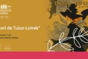 Tvrđava mira: Lotrek u kulturnoj stanici Svilara