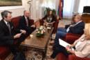 Pastor i Šib: Dobri partnerski odnosi Srbije i Nemačke