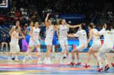 Košarkašice Srbije u prvom šeširu pred žreb za EP