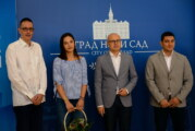 Vučević primio atletičarku Milicu Gardašević