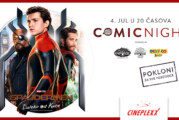 Comic night u Cineplexx Promenadi