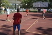 Prvenstvo grada u tenisu glavom od srede na Štrandu